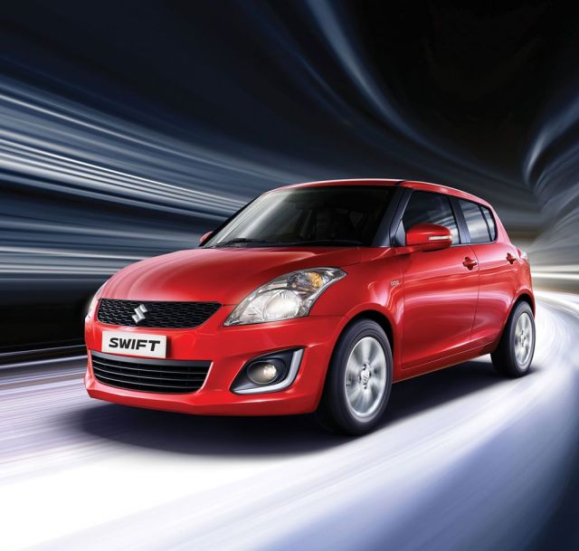 best small cars to buy in india 2014 Maruti Swift New Model (1)
