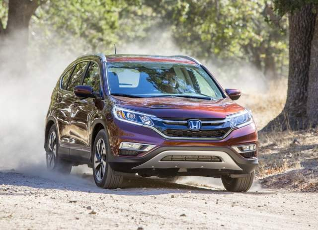 2015 Honda CR-V Front Right Quarter