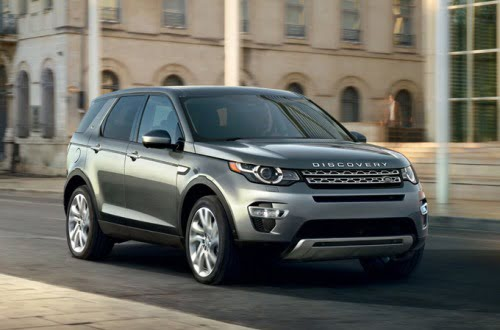 Land Rover Discovery Sport India Launch, Price, Pics, Specs Discovery Sport 4