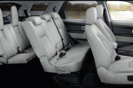 Discovery sport seat