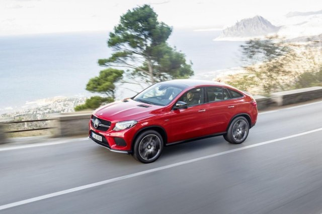 Mercedes GLE Coupe-3