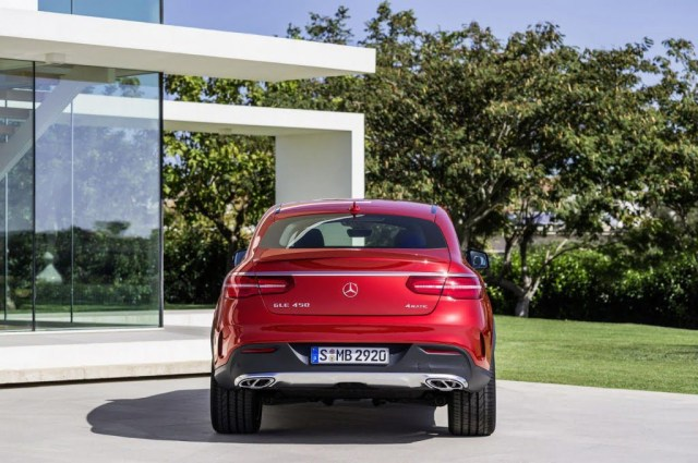 Mercedes GLE Coupe-4