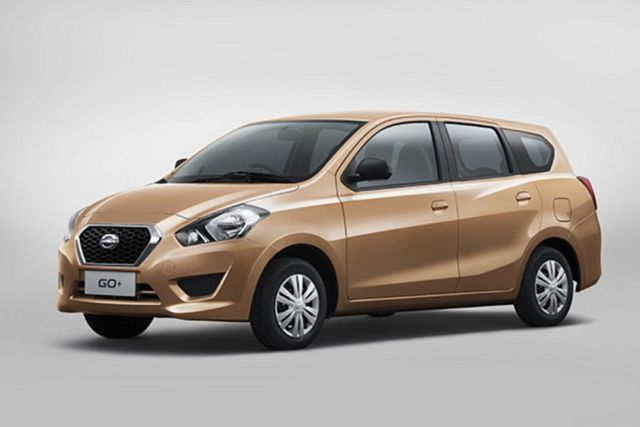 best cars in india under 5 lakhs Datsun-GO+