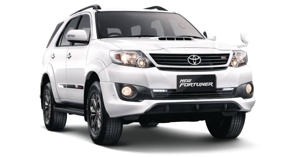 New Model Toyota Fortuner 2016 Pics Launch In India