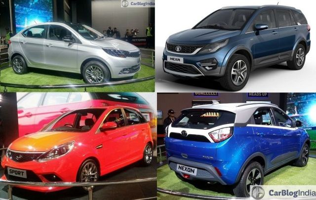 upcoming tata cars in india 2016