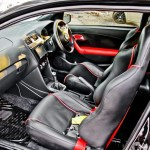 Car Interior Modification Ideas Check Out This Modified Volkswagen Polo By Dc Design