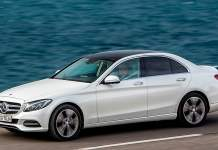 mercedes benz C 250 d india official images (3)