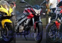 upcoming bajaj pulsar bikes in India