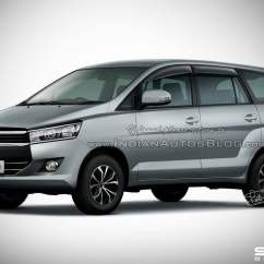All New Toyota Kijang Innova 2019 Warna Mobil Grand Avanza 2016 India Launch Pics Specification Review