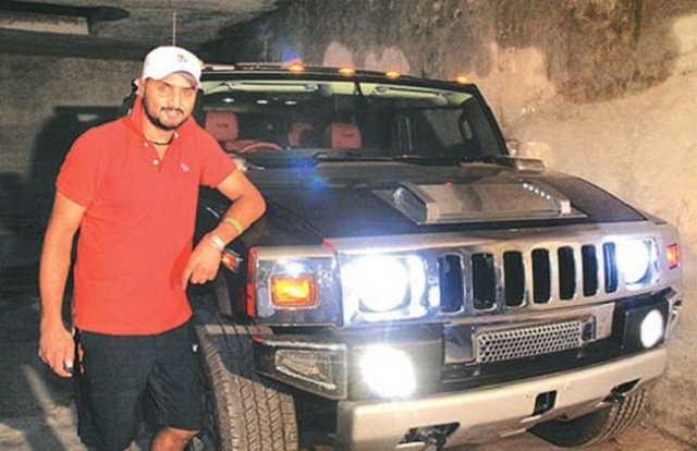 cars of indian cricketers