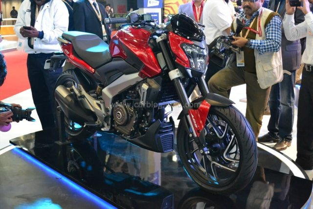 bajaj pulsar cs400 launch date