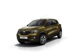 Renault Kwid front angle