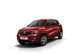 Renault Kwid red