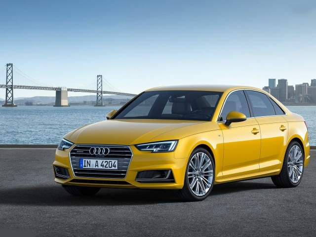 Upcoming Sedan Cars in India 2016 -17 Price, Pics, Launch Audi A4