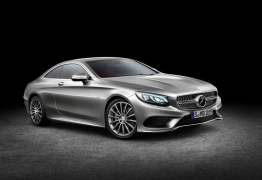 Mercedes S500 Coupe India 6