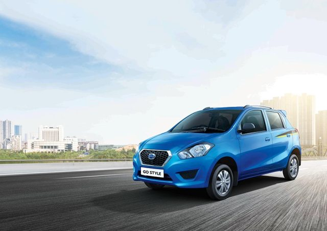 Datsun Go Style Limited Edition-Images-Front-Angle-2