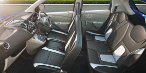 Datsun Go Style Limited Edition Images-Interior-Cabin