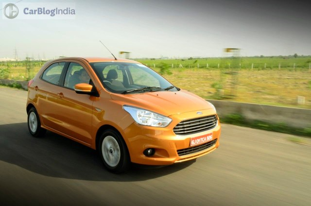 ford cars in india - new ford figo front-angle-motion-pics-4