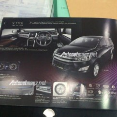 All New Kijang Innova Q Diesel Grand Avanza Modif 2016 Toyota Crysta Launch Price Specifications Images Brochure