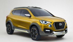 datsun go cross india