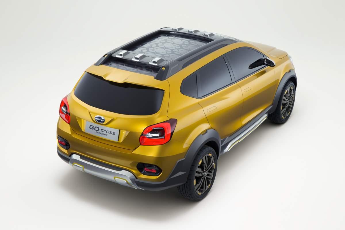 Datsun Go Cross India Launch Date, Price, Mileage ...