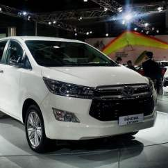 All New Kijang Innova Q Diesel Kamera Parkir Grand Veloz 2016 Toyota Crysta Launch Price Specifications Images In India