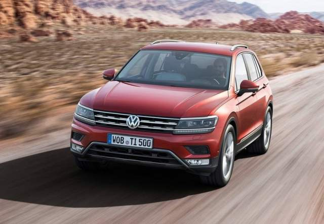 Volkswagen Tiguan India Launch, Price, Specifications, Mileage, Images new suv launches at auto expo 2016