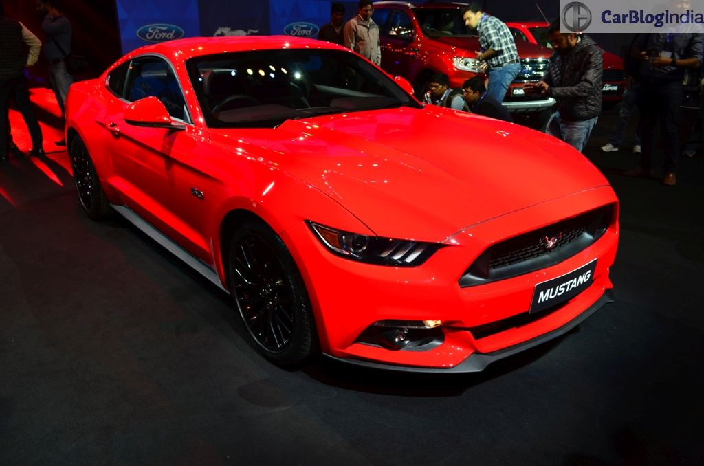 ford mustang price in india specifications photos video. Black Bedroom Furniture Sets. Home Design Ideas
