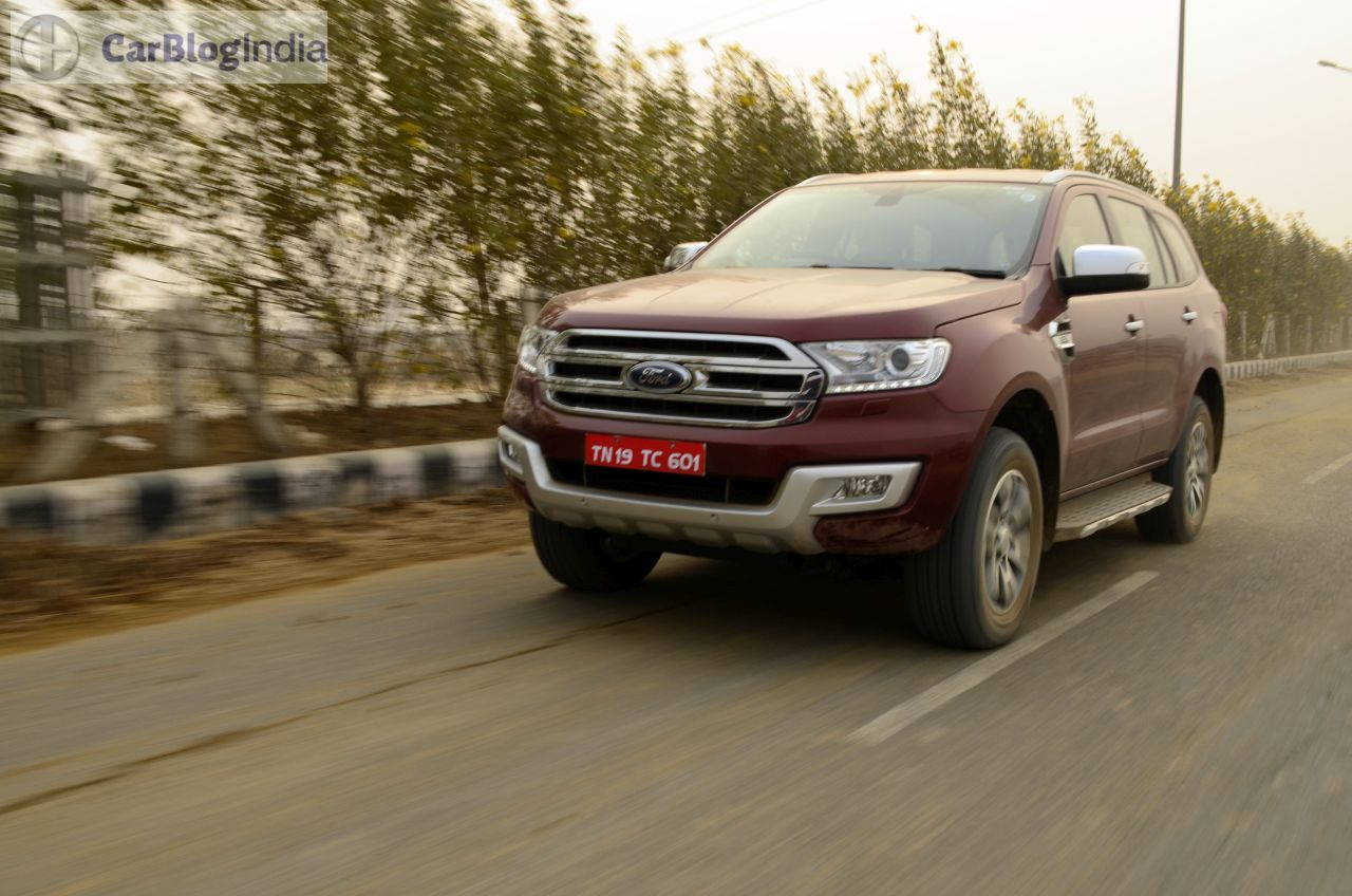 Toyota Fortuner Vs Ford Endeavour Specification Comparison