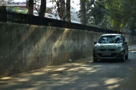 nissan-micra-cvt-long-term-review-front-angle-action