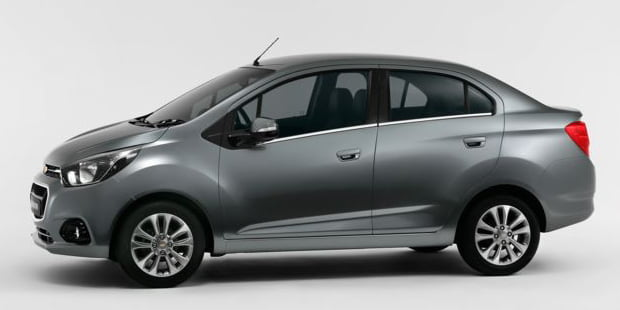 upcoming small cars in india under 6 lakhs 2017-chevrolet-essentia-beat-compact-sedan-official-images (3)