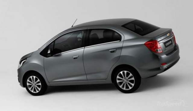 Upcoming Chevrolet Cars in India 2017-chevrolet-essentia-beat-compact-sedan-official-images (4)