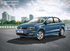 Volkswagen Ameo Launch Images Front Angle