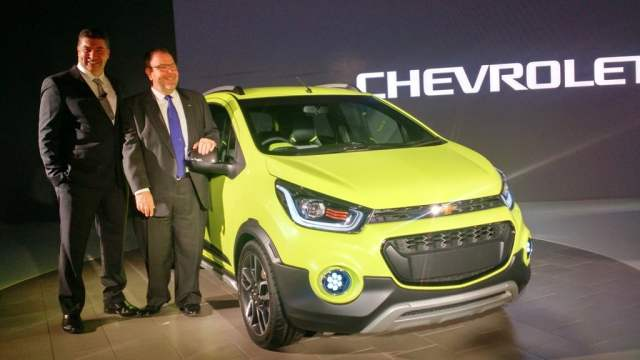 2017 Chevrolet Beat Activ India Launch, Price, Specifications, Mileage chevrolet-beat-activ-concept