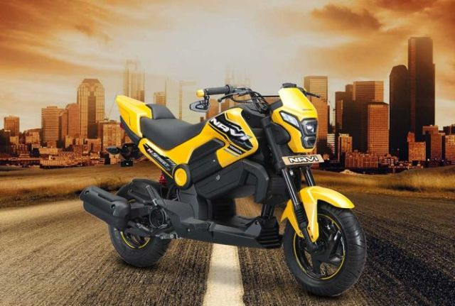 honda navi price official photo
