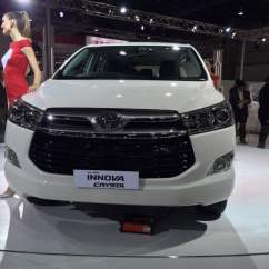 Group All New Kijang Innova Velg Grand Veloz 1.3 2016 Toyota Crysta Launch Price Specifications