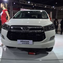 Foto All New Kijang Innova Kelebihan Dan Kekurangan Grand Avanza 2016 Toyota Crysta Launch Price Specifications Images Diesel Model Now On Sale In Delhi