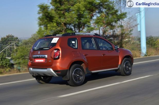 new 2016 Renault Duster Automatic Test Drive Review images (2)