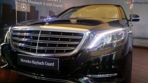 mercedes maybach s600 guard india launch 3