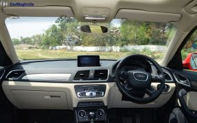 2015 audi q3 test drive review images dashboard