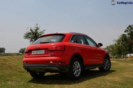 2015 audi q3 test drive review images rear angle
