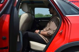 2015 audi q3 test drive review images rear seat leg space