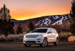 upcoming cars in india - 2016-jeep-grand-cherokee-india-official-images-front-angle