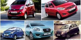 cheapest cars to maintain in india