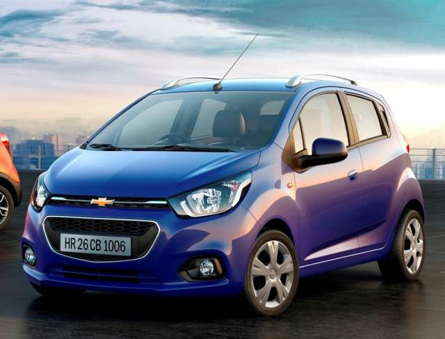 Upcoming Small Cars in India Under 6 lakhs Price, Launch 2017-chevrolet-beat-india-official-image