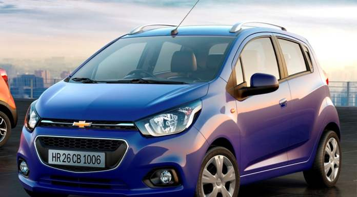 2017 chevrolet beat india-official-image