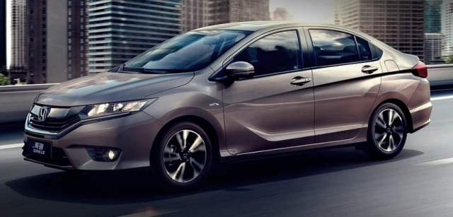 2016 honda city facelift india-images side profile