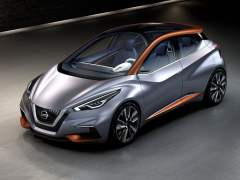 New Nissan Micra 2017 India Images-Front-Angle-Top