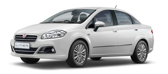 Fiat Linea 125 S Price, Specifcations, Images, Features, Details white front angle