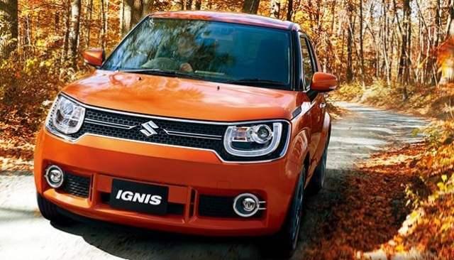 Maruti Ignis Review